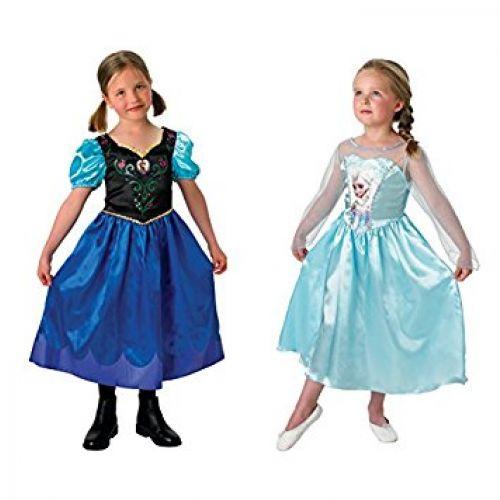 a390bf8fab37 DISNEY Frozen Anna a Elsa šaty